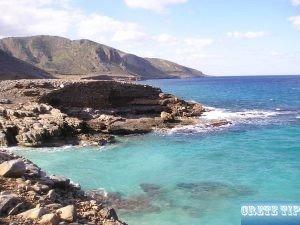 Coastline Crete