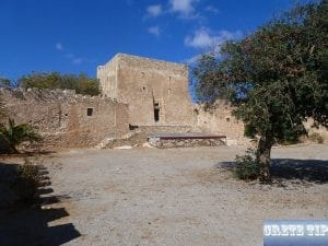 Venetian Fortress 'Kazarma'.