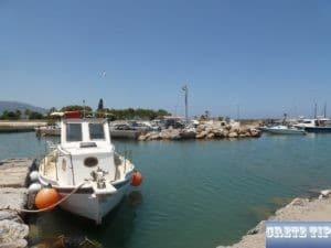 port of Malia