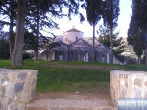 Panayia-Kera church