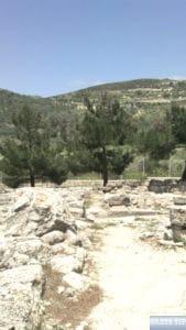 Minoan megaron of Vathypetro