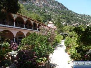 Monastery of Sellinari