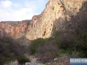 Dead's Gorge.