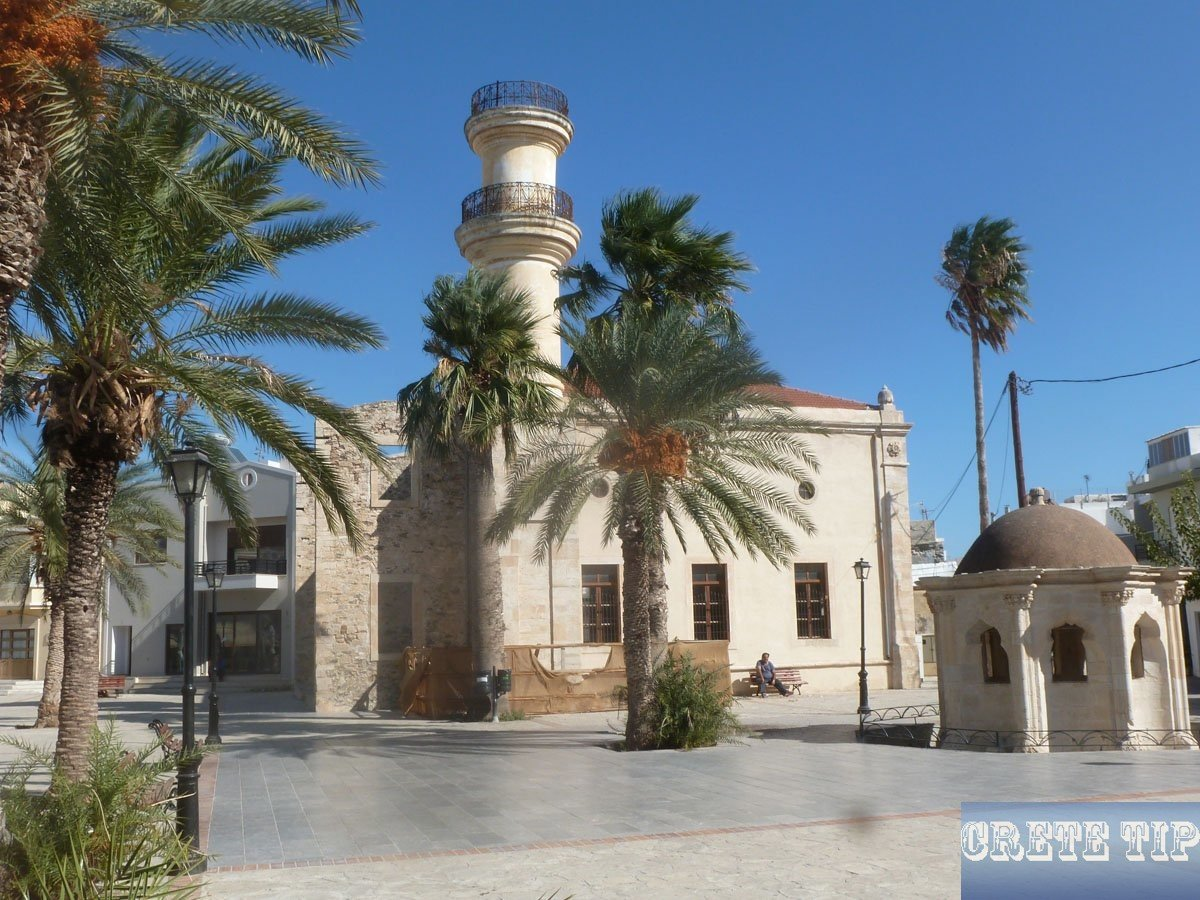 old mosque of Ierapetra