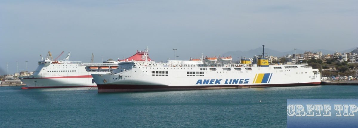 Ferries Heraklion