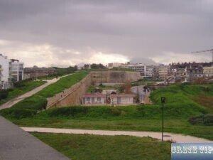 Walls of Heraklion