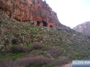 Caves in the Valley of the Dead at Zakros