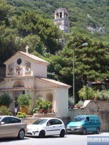 monastery Sellinari