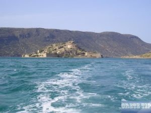 fortress island of Spinalonga