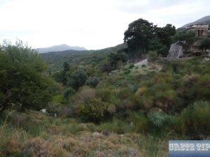 Landscape around Monastery