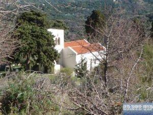 Monastery of Aghios Georgios Vrachasiotis