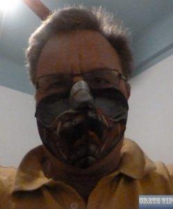Adapting an Asian face mask