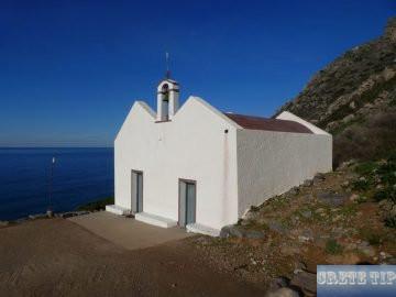 chapel east of Milatos