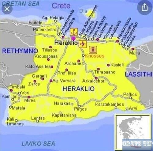 prefecture of Heraklion