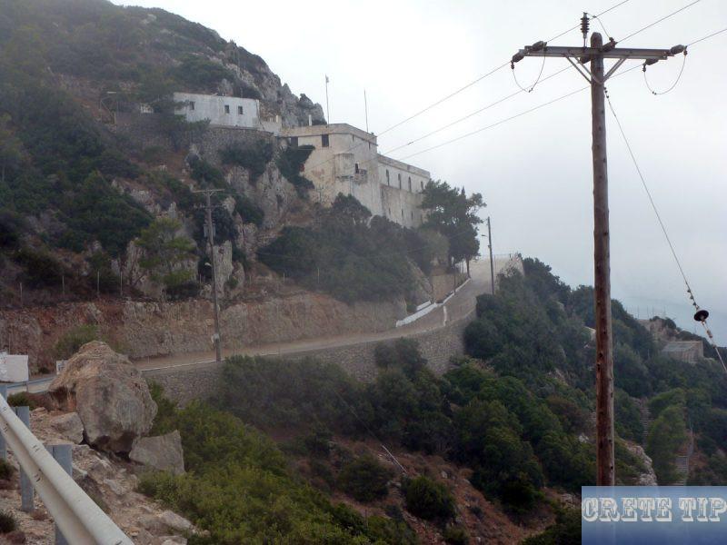 Monastery Moni Faneromeni