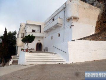 Monastery of Moni Faneromeni