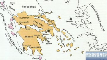 Greece within the borders of 1829