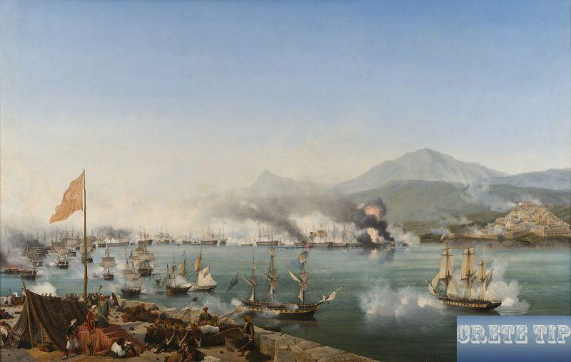 naval battle of Navarino
